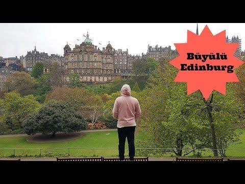 Edinburg Bir Kez Daha...
