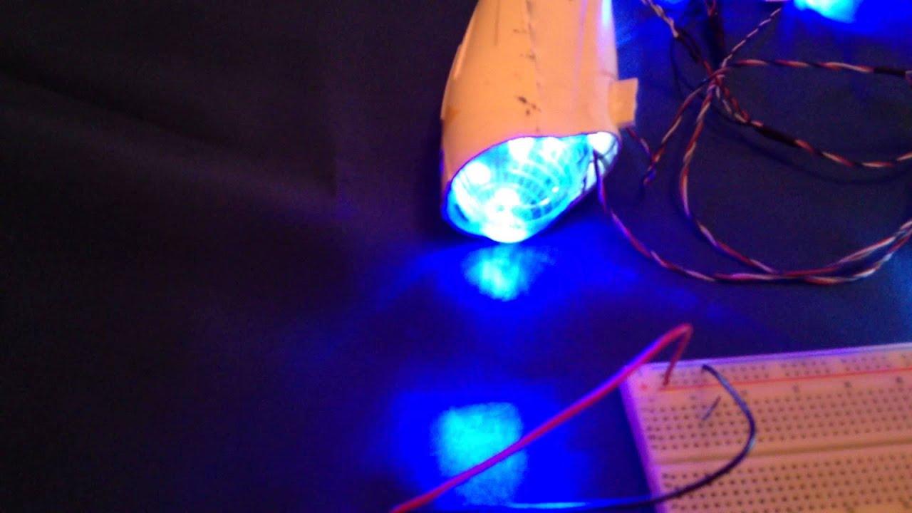 Beautiful Into Darkness Enterprise LED Lighting Kit