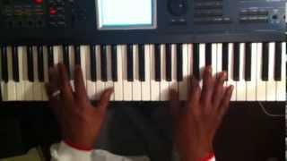Gb Shouting music praise break movement