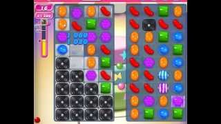 Candy Crush saga Level 210 New rules no boosters