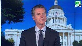 'This is devastating' ; Gov. Newsom speaks on Santa Clarita school shooting