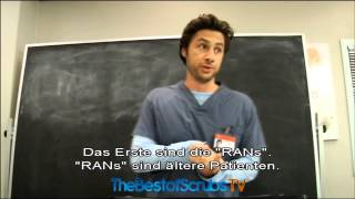 Scrubs: Interns - Folge 2: Unser Meeting mit J.D. [HD] [German Subtitles]