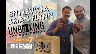 Entrevista Brian Flynn -Super 7-