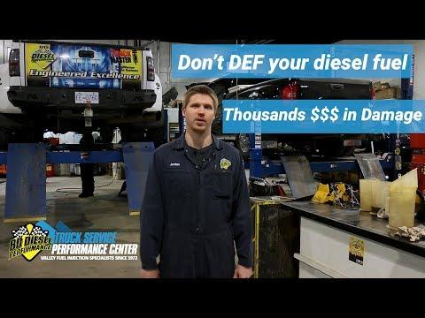 DEF FAIL Destroys 3.0L EcoDiesel