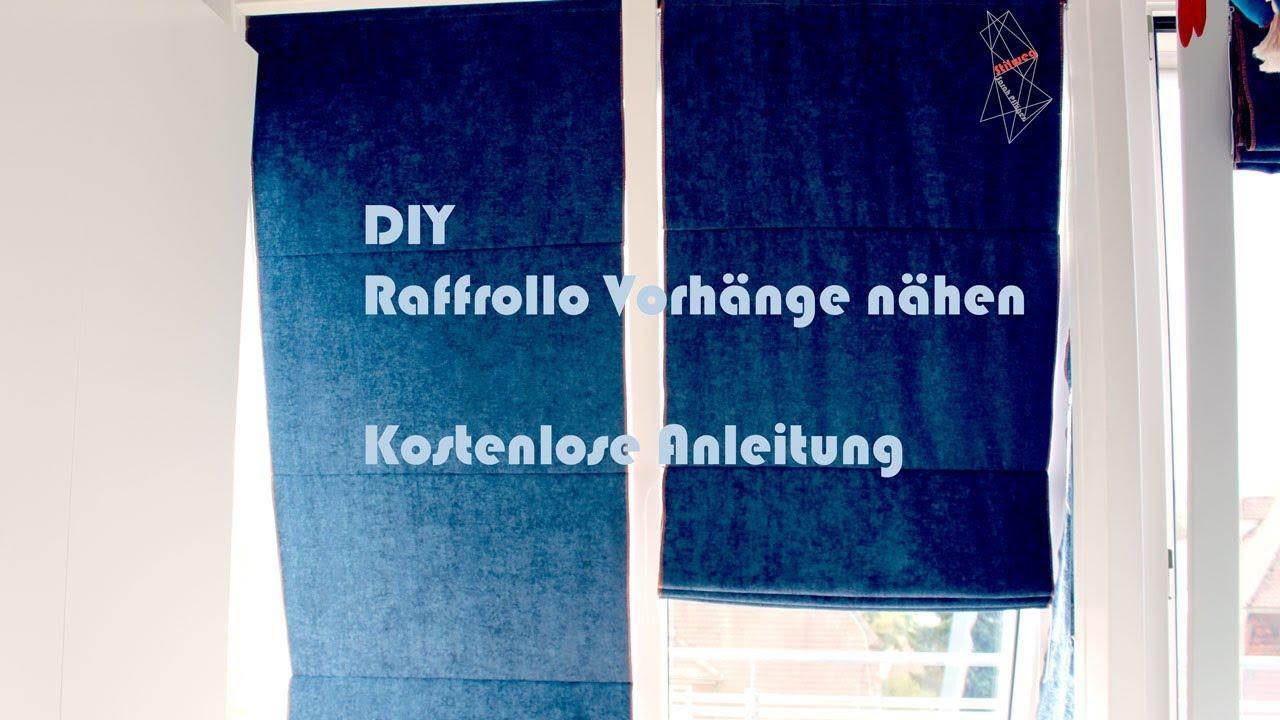 Diy Dachfenster Vorhang Rollo Raffrollo Nahen Kostenloses