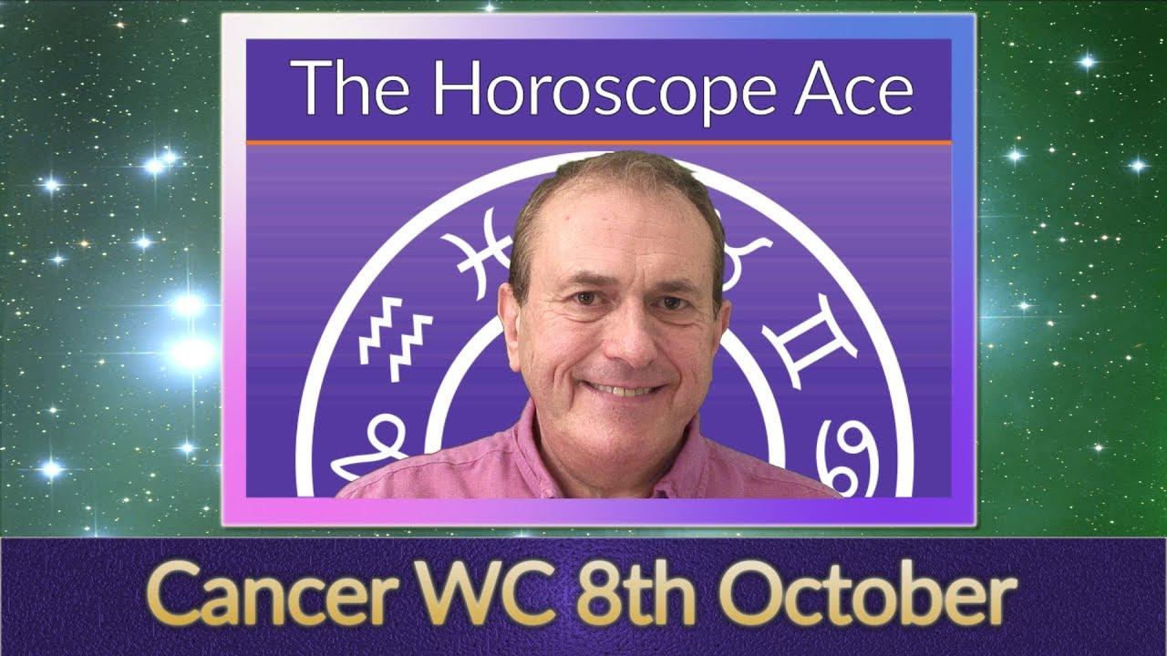 Cancer horoscope october 2021 youtube season