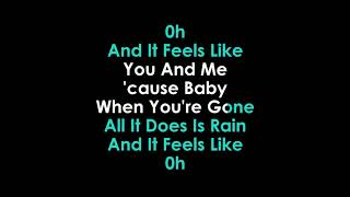 Rain karaoke Script