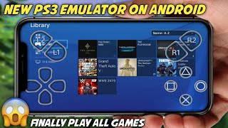 Download PS3 EMULATOR For Android || With Play Fortnite GTA 5 On Android ||