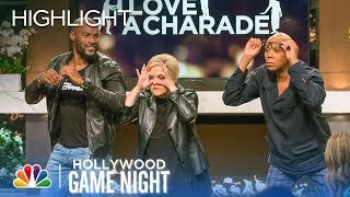 The Stars Act Out - Hollywood Game Night (Episode Highlight)