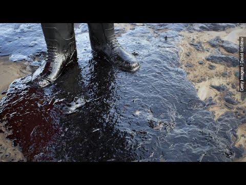 Santa Barbara Oil Spill Pipeline Company Has Murky History