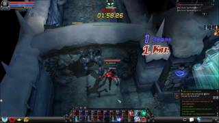 Cabal Online - Epaulet of the Dead B1F Speedrun 05:19 (GER)