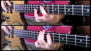 Axel F - Beverly Hills Cop theme song (all bass cover)