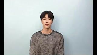 [인피니트/성열] 210717 온라인 사인회 인사 영상