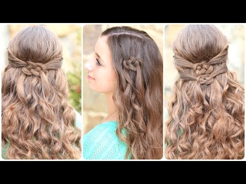 3 Ways to Wear a Celtic Knot  St Patrick&39;s Day Hairstyles