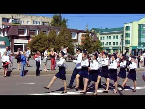 9 мая День Победы Бессмертный полк в городе Уварово 2018 (Тамбовская область)