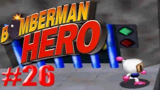 La prisión oscura/Bomberman Hero #26