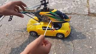 How To Make a Helicopter Car at Home by viral videos