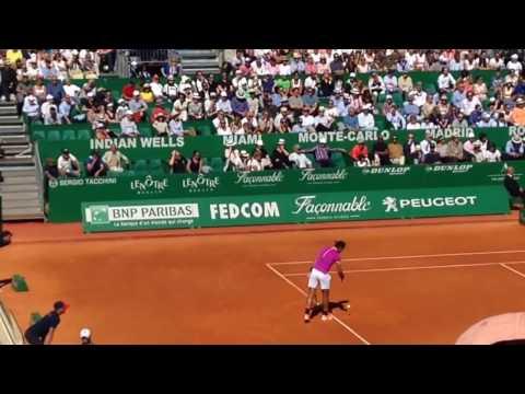 Rafael Nadal vs Alexander Zverev 2017 Monte Carlo Rolex Masters
