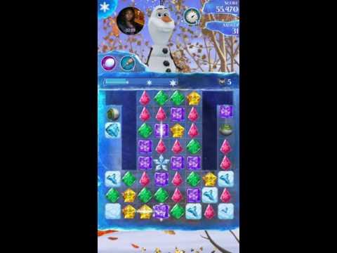 Frozen free fall autumn season live play walk thru level 71 tutorials