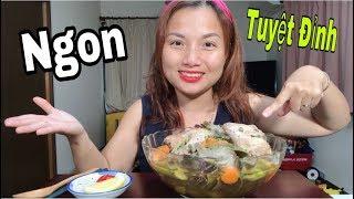 🇯🇵Gà Hầm Bông Atiso Ngon Tuyệt Đỉnh Nóng Hổi Vừa Thổi Vừa Ăn #254