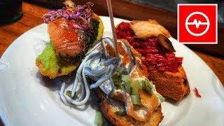 Txapela Barcelona | Tapas Bar czyli Hiszpańskie sushi