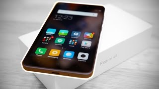 Xiaomi Redmi 4A - Unboxing & Hands On!