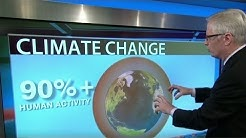Scientists are 95% sure humans are causing climate change