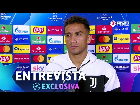 """CR7 FEZ FALTA, SEM DÚVIDA!"" - DANILO APÓS JUVENTUS 0 X 2 BARCELONA NA CHAMPIONS LEAGUE"
