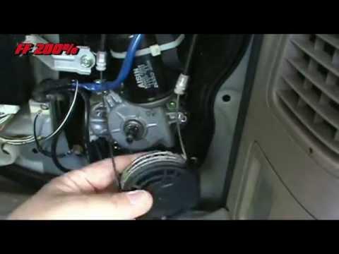 Toyota Sienna Serpentine Belt Change