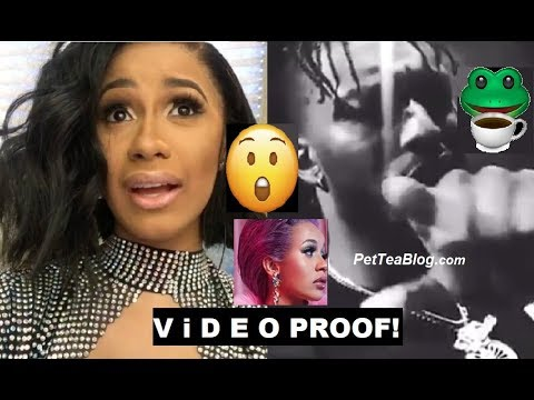 Cardi B Stole Be Careful Song from Pardi!? NOT AGAiN 🤦(Video Proof)