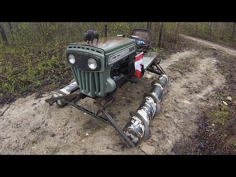 Screw Drive Vehicle – Extreme Off Road – Part 10 – THE END