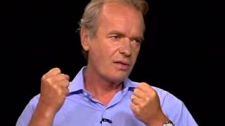 Martin Amis on Charlie Rose 11th August 2010