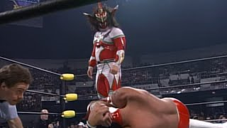 WCW Starrcade 1996: Rey Mysterio vs. Jushin Thunder Liger