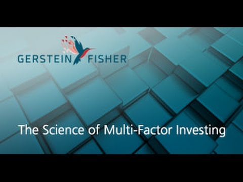 The Science of Multi-Factor Investing