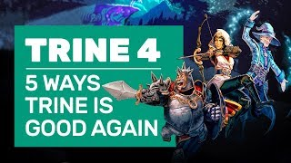 Powers, Puzzles And 5 Ways Trine 4 Is Making Trine Good Again