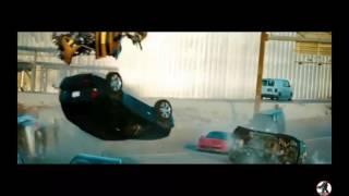 Мой самый любимый момент в фильме Трансформеры тёмная сторона луны
