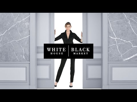 Work Mastered:  The New Working Wardrobe from White House Black Market