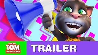 Talking Tom and Friends – The Mayor Will Be Back Soon (New Episodes Trailer)