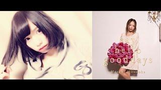 HKT48 team H所属(2期生)岡本尚子×say hello good days/光岡昌美