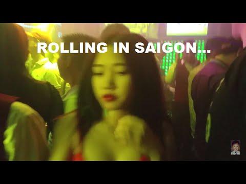 Saigon Nightlife Club S5 Bar Số 5 Lý Tự Trọng Q1 - Saigon, Vietnam 2016