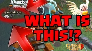 How is THIS EVEN POSSIBLE in Clash of Clans!? | CoC Glitch? Hacks? | Night Mode Attacks