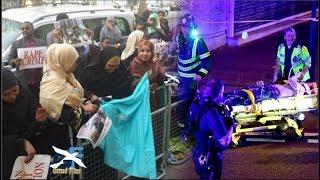 Daawo Wareysi  Somalida London oo ka xumaaday Nin cadanka ahaa ee masaajid ka ku Laaye xalay