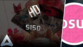 [osu!] 5150 +HD