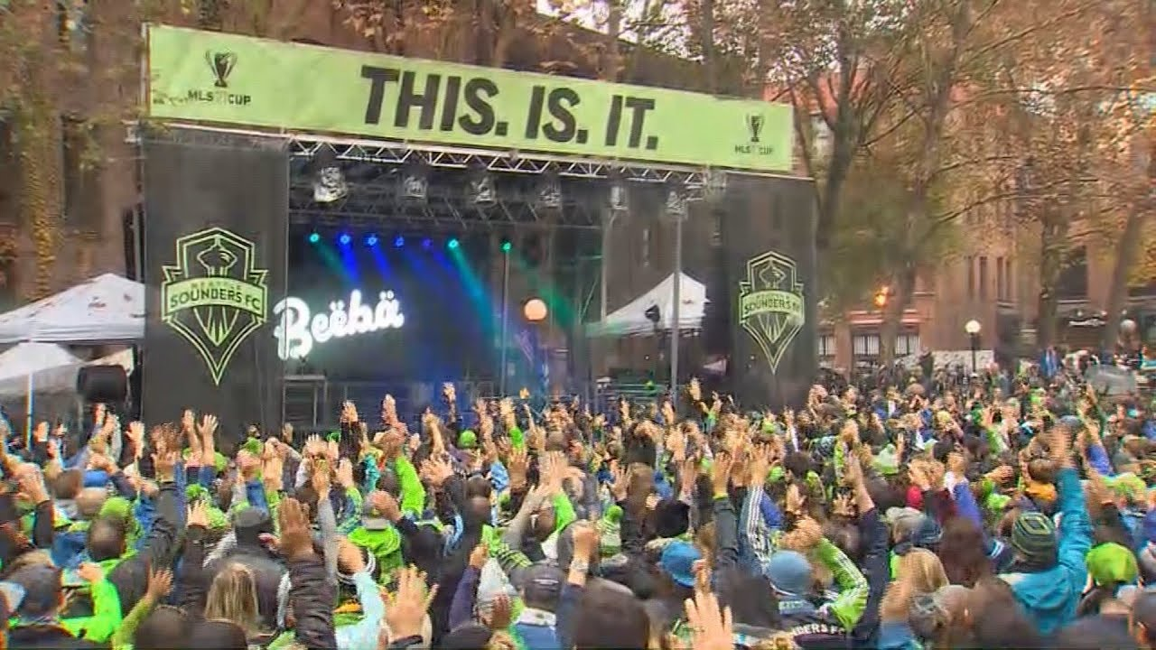 For Sounders fans, Sunday's MLS Cup lived up to the hype and may ...