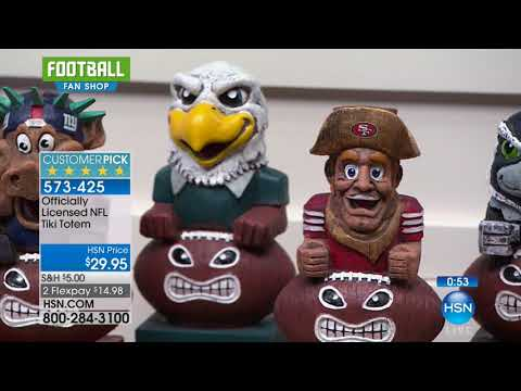 HSN | Football Fan Shop Gifts Under $50 11.13.2017 - 09 AM