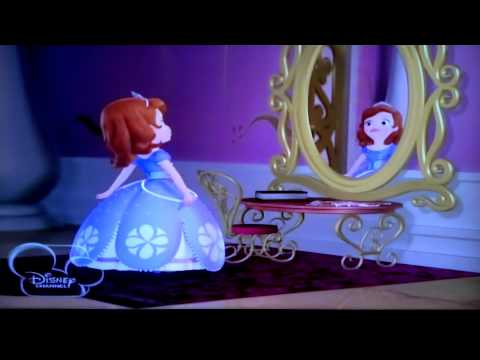Sofia the First: Once Upon a Princess -- Not Ready to Be a Princess (Malay)