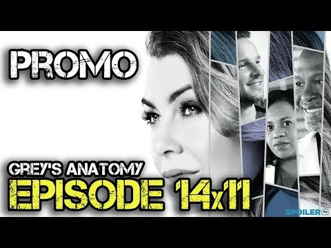 Grey's Anatomy - Episode 14x11 - (Don't Fear) the Reaper - Promo