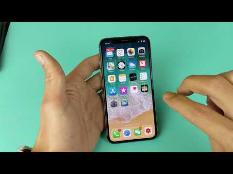 How To Turn Off VoiceOver (Talk Back) On IPhone X