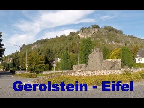 Durchfahrt Gerolstein Sarresdorferstr. und Hauptstrasse