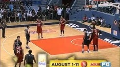 News5E l EAC KONTRA LETRAN 3RD QUARTER | NCAA SEASON '89 JUNE 29, 2013